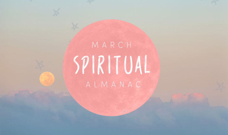 Spirit Almanac: Your Guide To Celebrating March's Mystical Holidays Hero Image