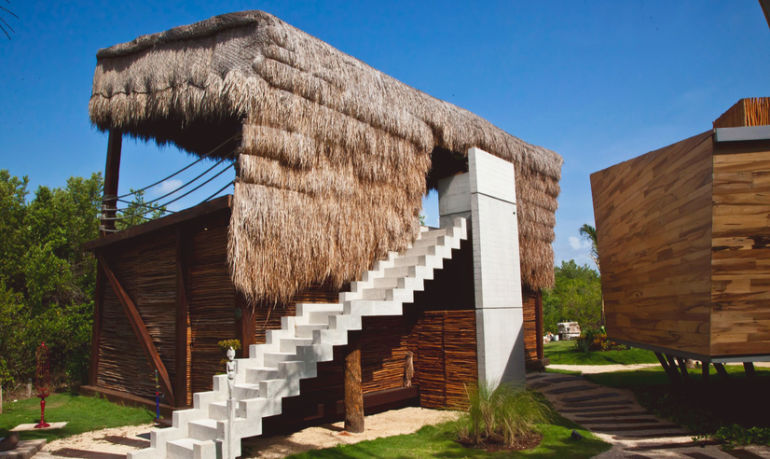This Energy Spa In Tulum Could Jump-Start Your Spring Wellness Routine Hero Image