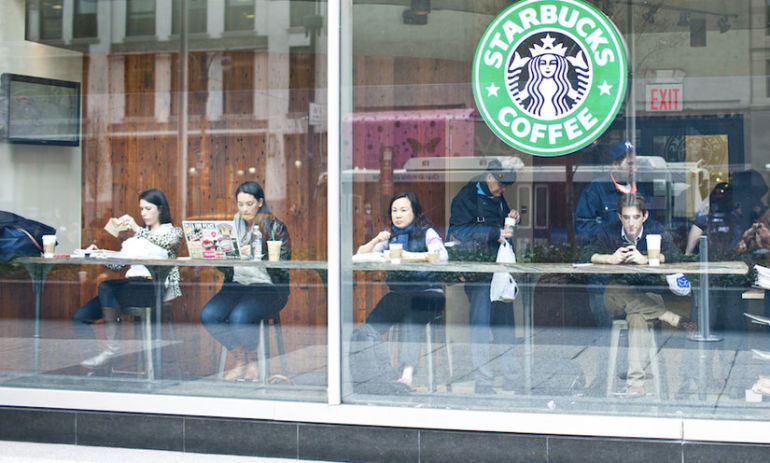 Starbucks Just Reached A Huge Milestone (And It's Something We All Can Get Behind) Hero Image