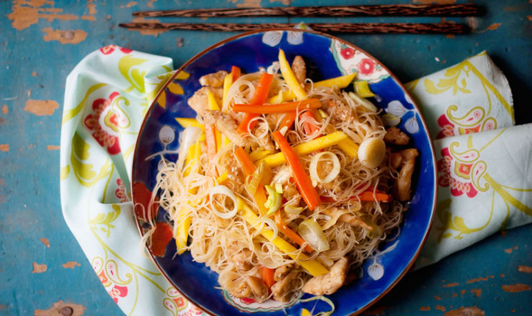 A Simple Ginger Stir Fry Perfect For Warm Summer Nights Hero Image