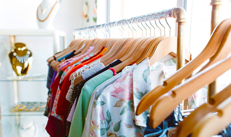 Experts Weigh In On The Keys To Successful, Sustainable Thrifting Hero Image