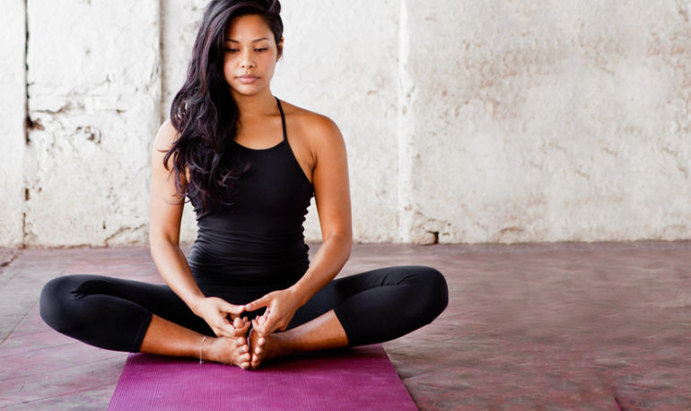 The Chemicals In Your Yoga Mat Could Cause Infertility. Here's What To Do About It Hero Image