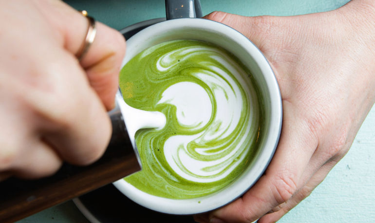 The One Spice Your Matcha Latte Is Missing Hero Image