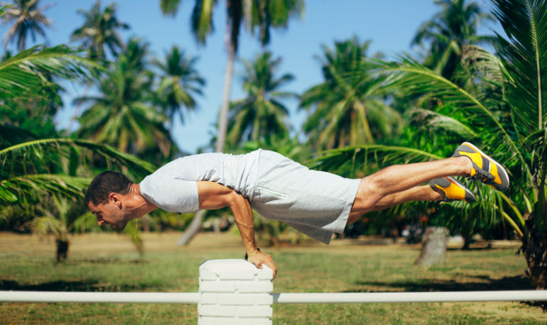 4 Mind-Body Tricks That Instantly Make You Stronger Hero Image