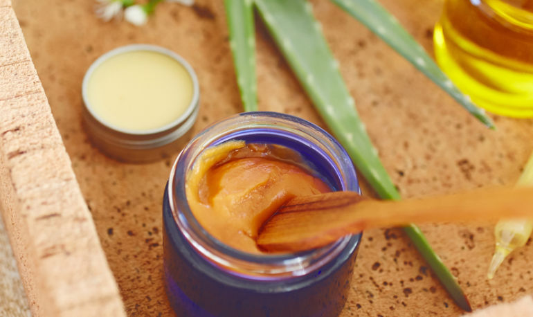 The Top 5 Cult Products A Natural Beauty Pro Recommends Hero Image