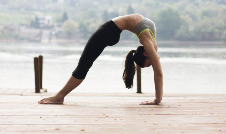 5 Yoga Poses That Will Help You Take Better Care Of Yourself Hero Image
