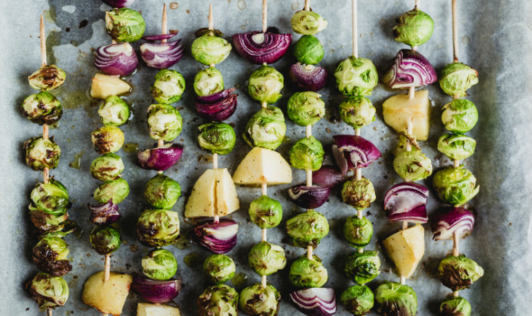 The Healing Ingredient That Will Take Your Roasted Brussels Sprouts To The Next Level Hero Image