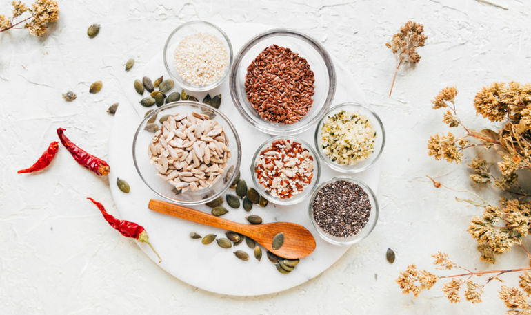 The Super Seed You Should Be Eating Every Day Hero Image