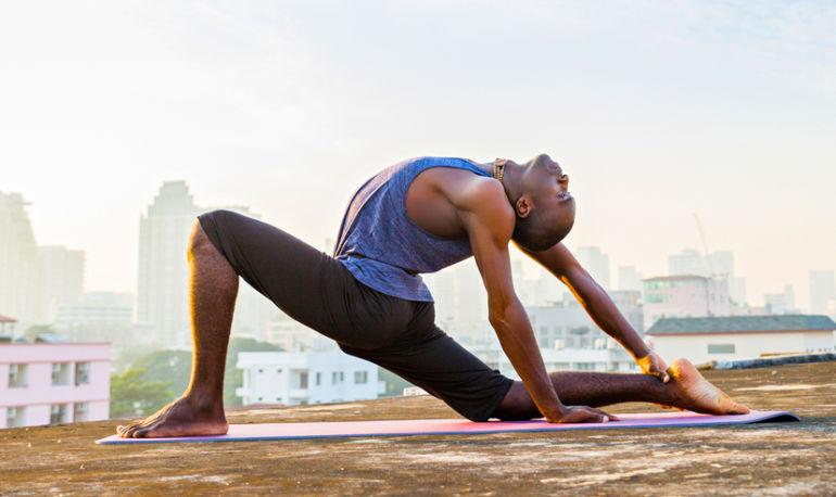 Yoga Every Day, Everywhere, For Everyone Hero Image