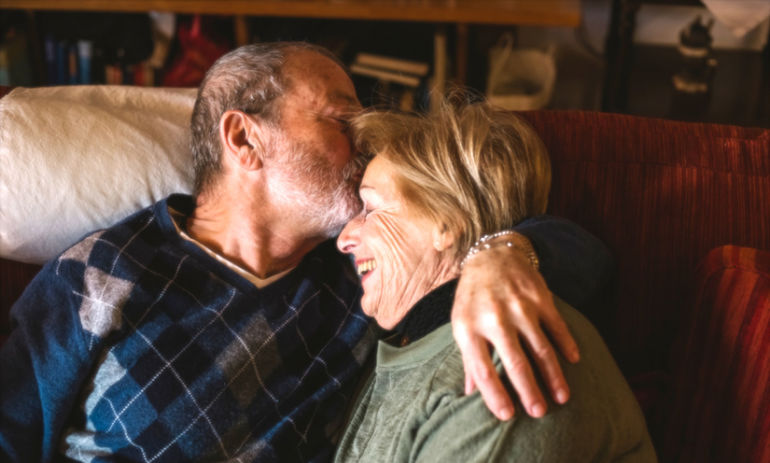 3 Relationship Secrets From A Couple That's Been Married 82 Years Hero Image