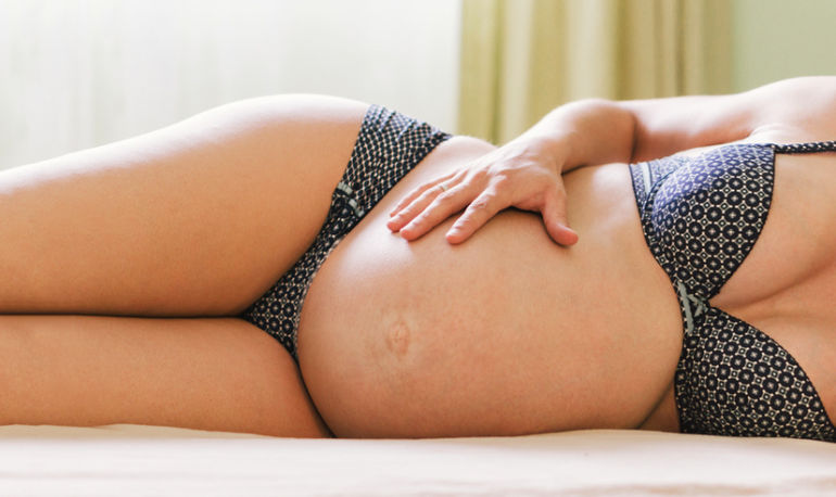 4 Weird (But Totally Normal) Things That Happen To Your Vagina After Birth Hero Image