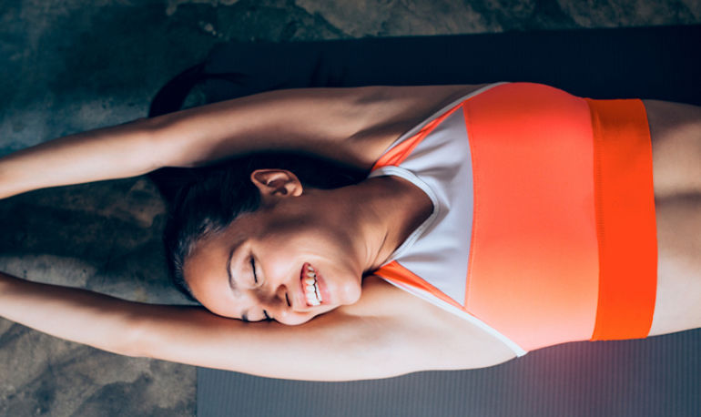 The Popular Workout That's Great For Healing Injuries Hero Image