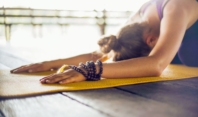 You Need To Know About The Germs On Your Yoga Mat Hero Image