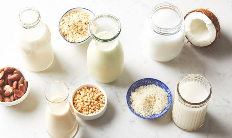 How To Make Your Own Nut Milk In Under 5 Minutes (No Soaking Necessary) Hero Image