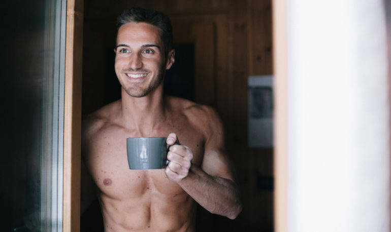 Should You Drink Coffee Before Your Workout? Hero Image