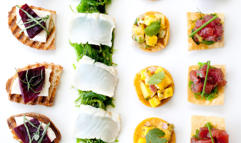 These Healthy Party Snacks Will Take Any NYE Party To A Whole New Level Hero Image