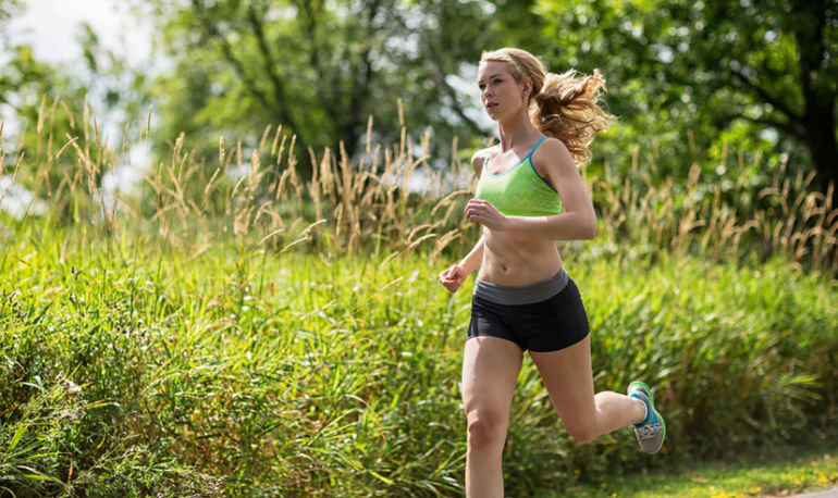 How Becoming A Yogi Made Me A Better Runner Hero Image