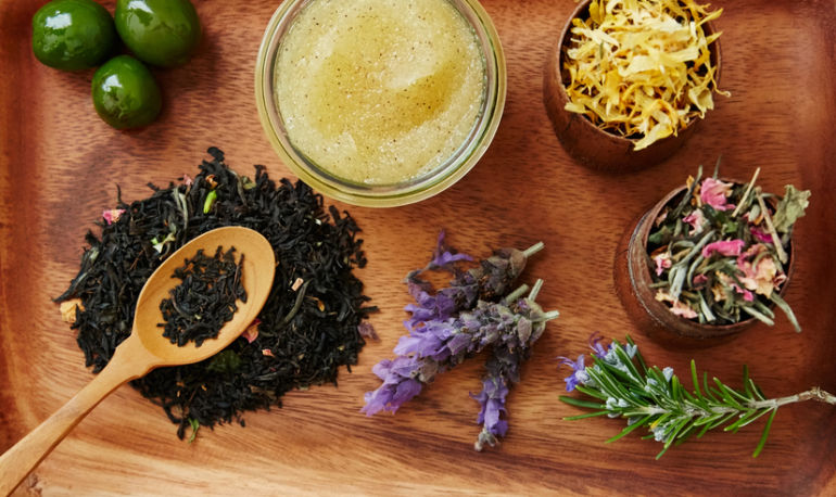 Why Your Skin Might Need An Herbal Facial Steam Hero Image