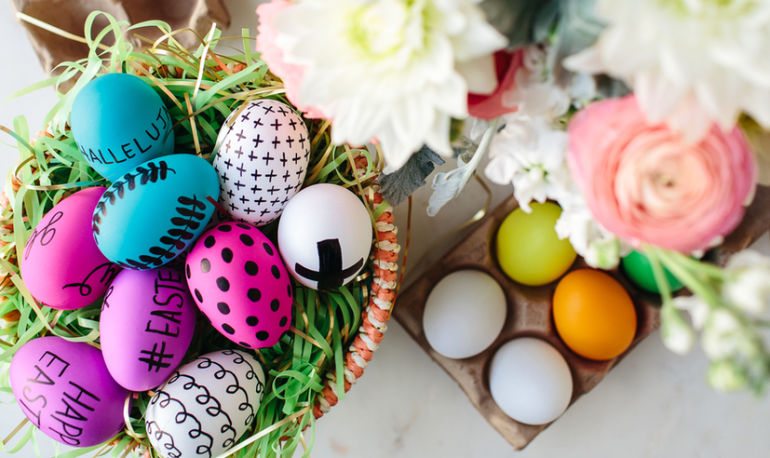 A Personal Trainer-Approved Easter Basket (Yes, Chocolate Is Still Involved) Hero Image