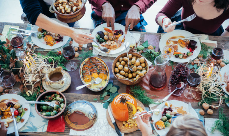 Tips From A Chef: How To Host Thanksgiving (Or Any Dinner Party) Without Going Crazy Hero Image