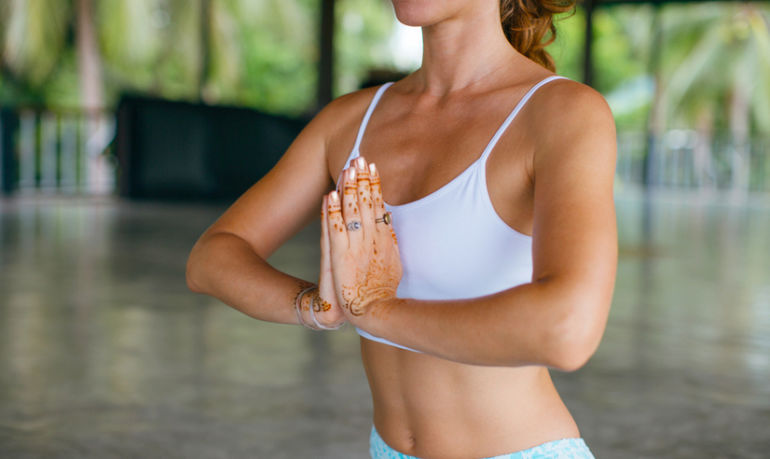 A Meditation Ritual To Relieve Stress & Anxiety Hero Image