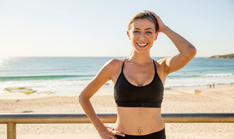 The Surprising Way Exercise Helps With Acne: Dermatologists Explain Hero Image