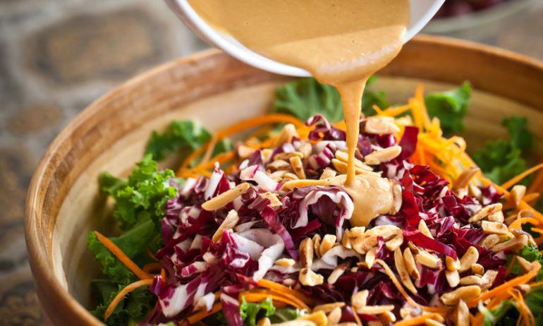 The Perfect Post-Holiday Detox Salad Hero Image