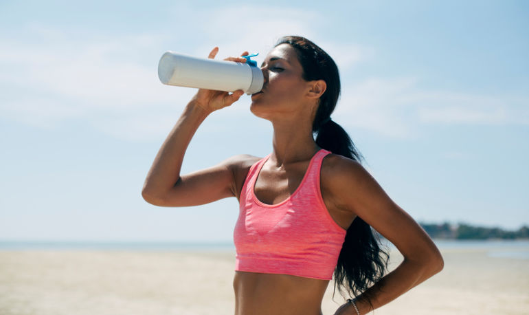 The Hidden Benefit Of Drinking More Water That Every Woman Needs To Know About Hero Image