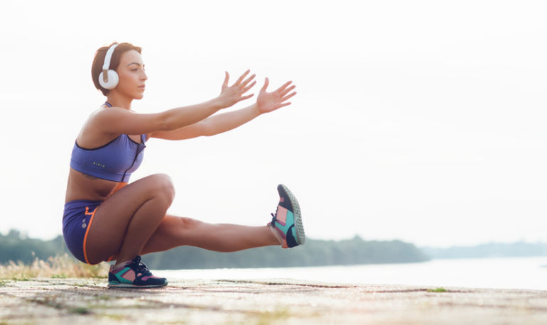 Want To Tone Your Lower Body? These 5 Moves Will Do The Trick Hero Image