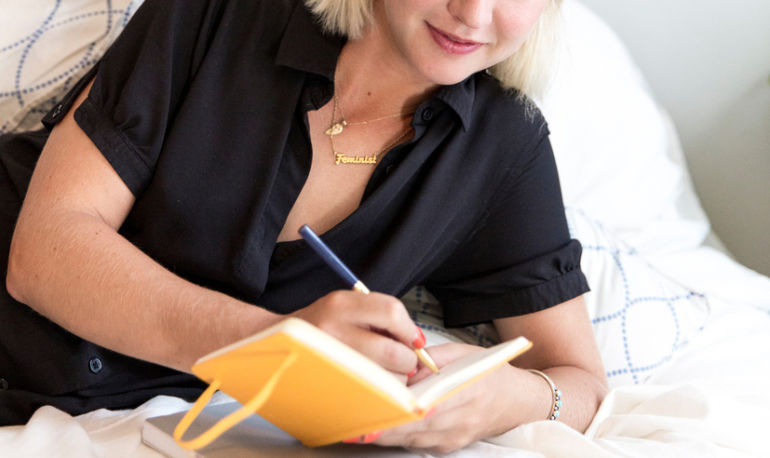 How Writing Helped Me Overcome The Trauma Of A Miscarriage Hero Image