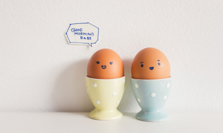 If You Don't Know How You Like Your Eggs, You're Probably In The Wrong Relationship Hero Image