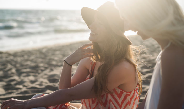 Secrets To Holding On To Your Summer Glow Hero Image