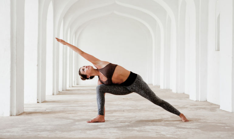 6 Easy Yoga Poses That Will Balance Your Hormones Hero Image
