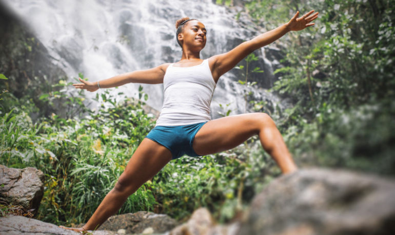 I'm An Athlete. Here's How My Body Changed When I Finally Started Yoga Hero Image