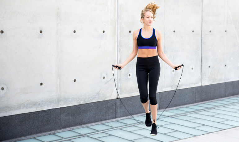 How To Make Jumping Rope A Great Workout Hero Image