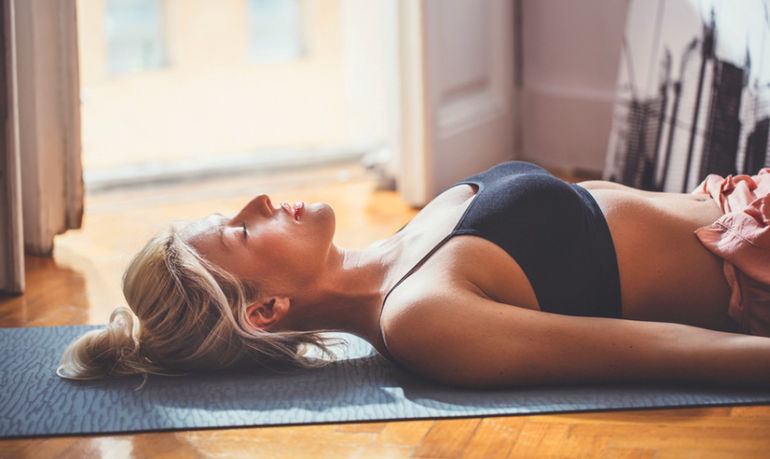 The Savasana-Euphoria Connection You Need To Know About Hero Image