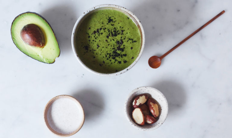 How To Design Your Own Skin-Beautifying Smoothie Hero Image