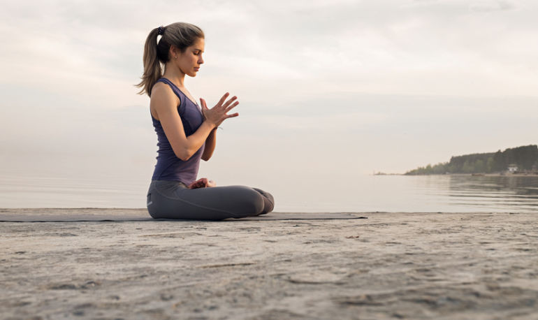 This Breathing Exercise Will Help You Deal With Transition Hero Image
