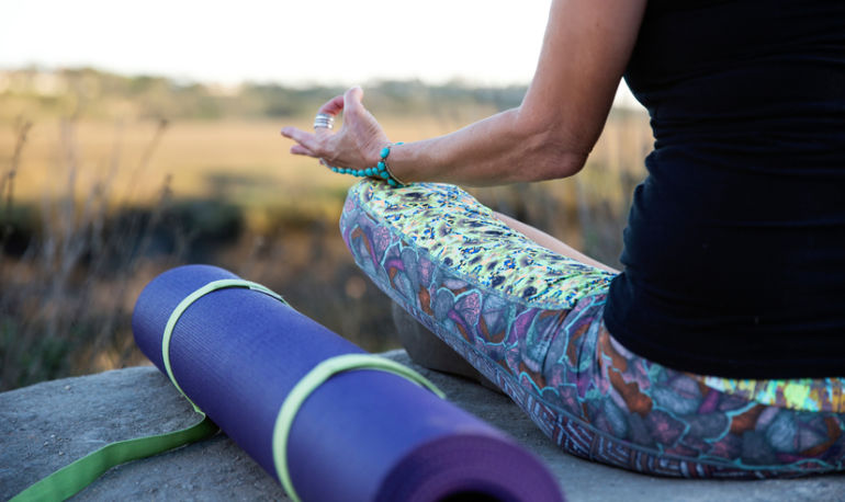 4 Ways You Can Use Yoga To Overcome Adversity & Change Your Perspective On Life Hero Image