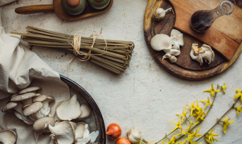 7 Adaptogenic Mushrooms + Their Benefits, Explained By A Functional Medicine Doctor Hero Image