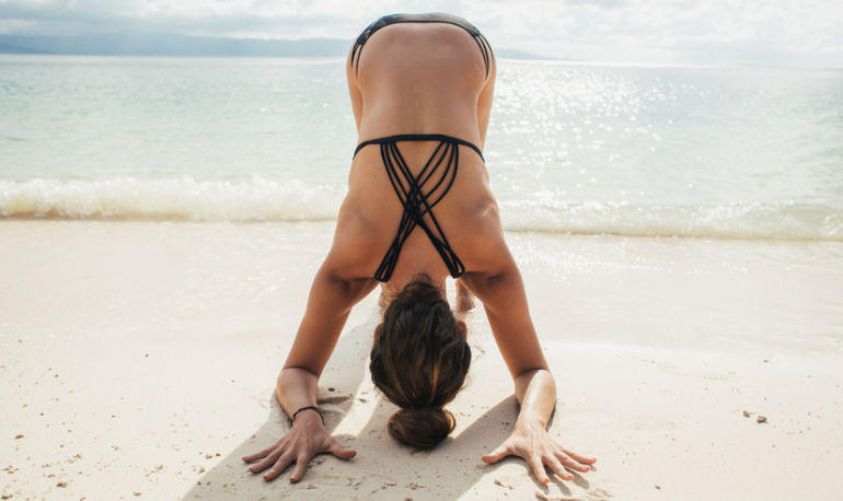 How Yoga Made Me Respect The Hell Out Of My Body Hero Image