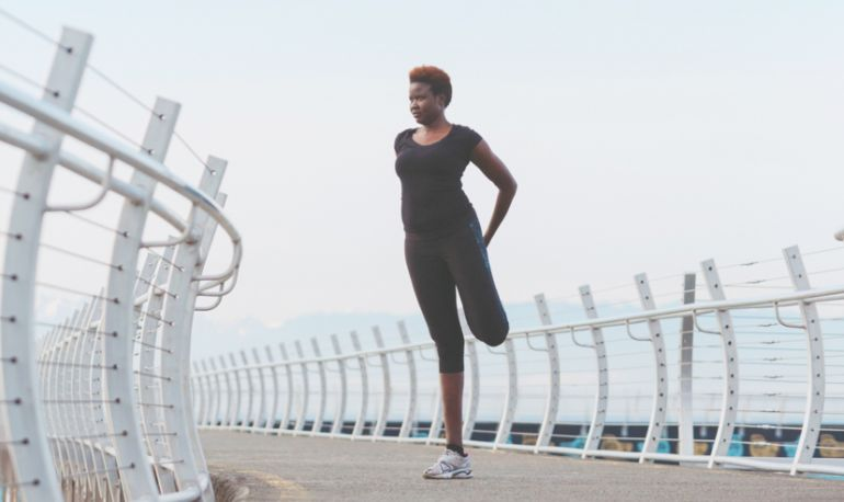 Want To Be A Morning Workout Person? Here's Exactly What To Do Hero Image