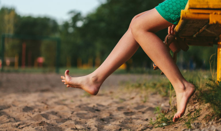 4 Steps To Happy, Healthy Feet Hero Image