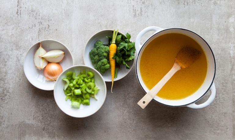 Warming, Healing Bone Broth Recipes That Aren't Soup Hero Image
