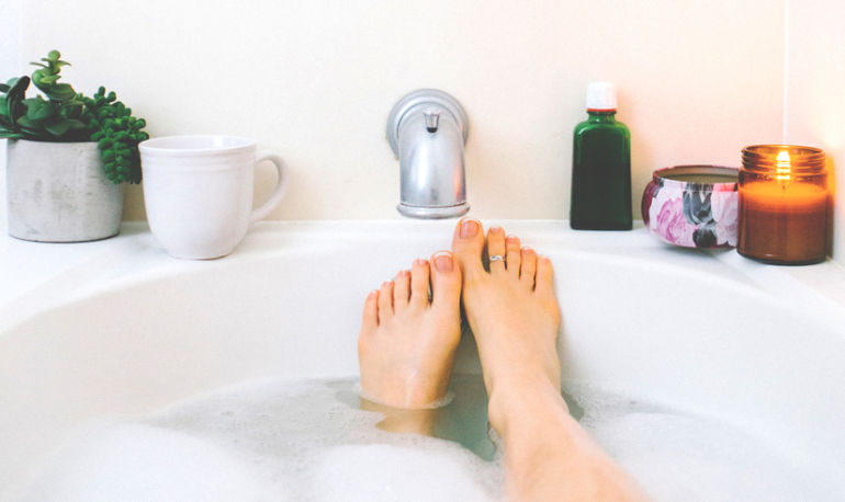 Stressed Out? Try These 5 Indulgent Ways To Relax Right Now Hero Image
