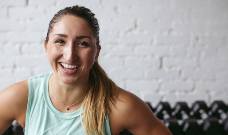 This Personal Trainer Wants You To Take Health Less Seriously. Here's Why Hero Image