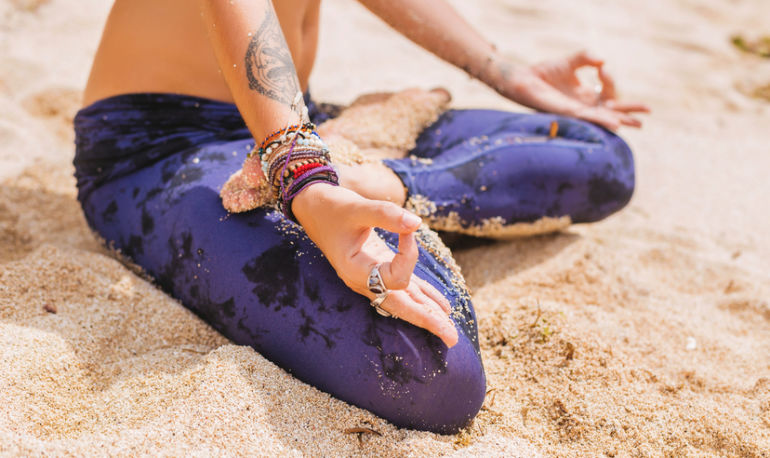What Yoga Has In Common With Anti-Anxiety Meds Hero Image