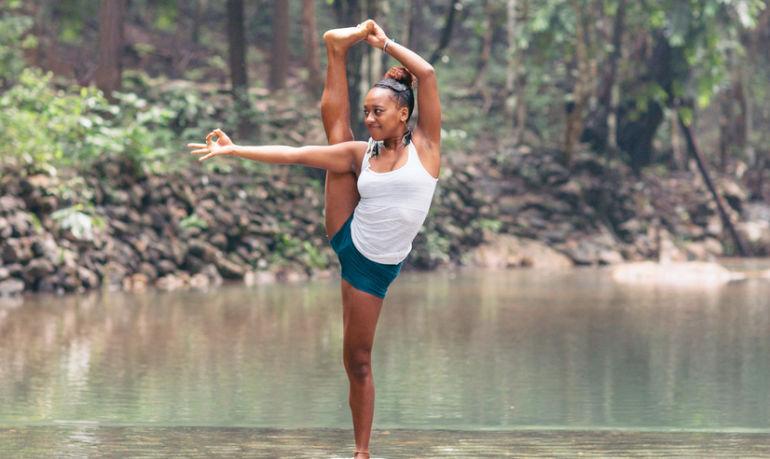 How Yoga Helped Me Heal From Lyme Disease Hero Image