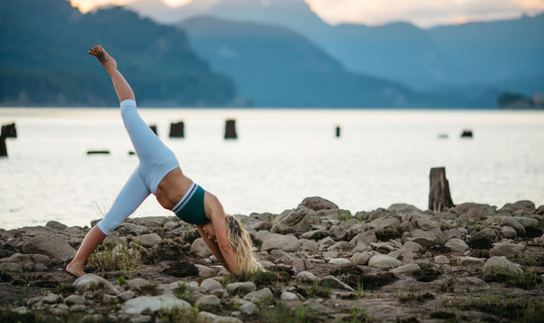 Hitting That Afternoon Slump? This Short Yoga Sequence Will Fill You With Energy Hero Image