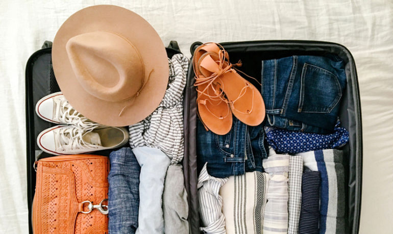 Going Away This Weekend? We've Got A 10-Minute Packing List For Ya Hero Image